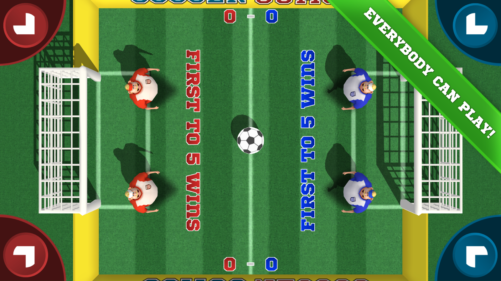 Soccer Sumos - Party game! Screenshot 3