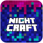 Night Craft : exploration and building Icon