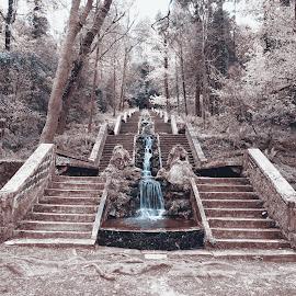 by José António Duarte Moura - City,  Street & Park  Fountains