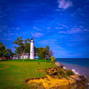 Point Aux Barques Lighthouse Vibrant View_.jpg