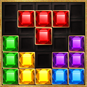 Block Quest : Jewel Puzzle Icon