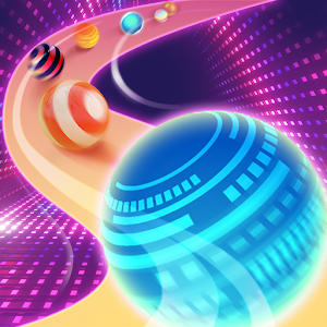 Dancing Run - Color Ball Run For PC / Windows 7/8/10 / Mac – Free Download