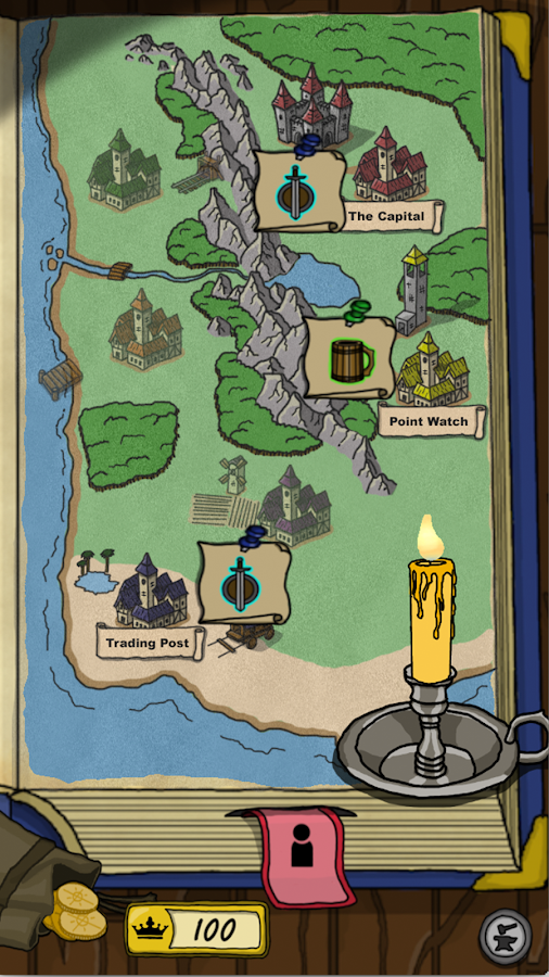 Heroes Guard: The Journal Screenshot 1