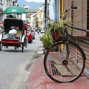 by Firdaus Hadzri - Transportation Bicycles ( firdaus hadzri )