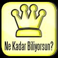 Game Kral Bilgi Yarışması APK for Kindle