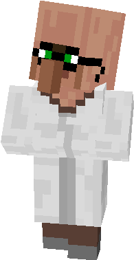 Why is a villager wearing white a libraian? It should be a scientist.
