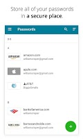 Screenshot of Dashlane Password Manager