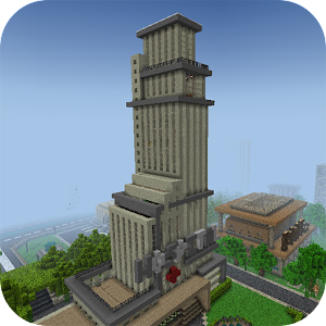 Mini Modern City Craft For PC (Windows & MAC)