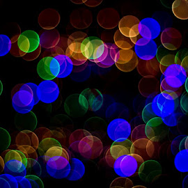 by Dee Donald - Abstract Light Painting