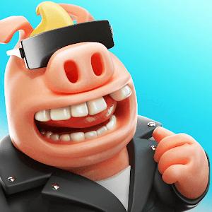 Hog Run - Escape the Butcher For PC (Windows & MAC)