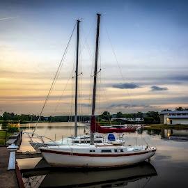 by Mat Tmil - Transportation Boats