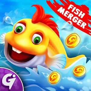 Merge Fish Tycoon - Click & Merger Idle Game For PC (Windows & MAC)