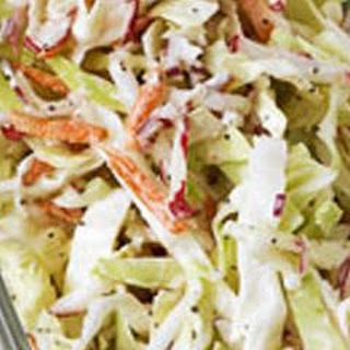 Classic Coleslaw with Buttermilk