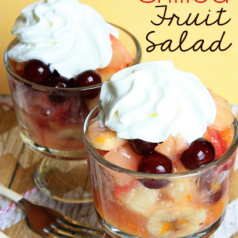 Chilled Fruit Salad