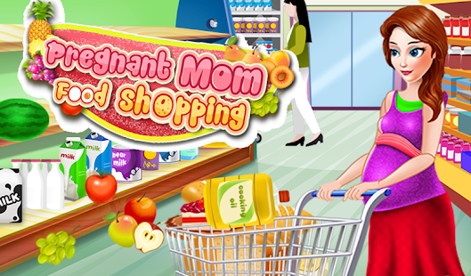 Pregnant Mom Food Shopping- screenshot thumbnail