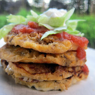 Ground Beef Pancakes Recipes