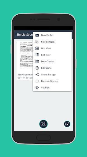 Simple Scan - PDF Scanner App screenshot 11