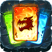 Deck Dragon Dark Cards CCG-TCG APK for Bluestacks