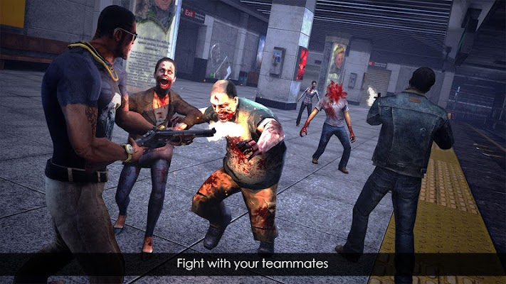 Death Invasion : Survival Screenshot Image
