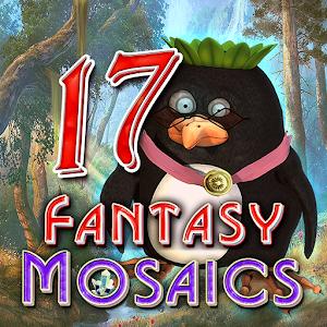 Cover art Fantasy Mosaics 17