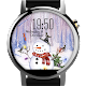 Snowman ⛄ Free Watch Face APK