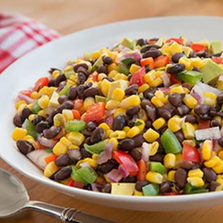 Summer Corn And Bean Salad Recipes