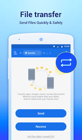 ES File Explorer File Manager 4.1.6.3 Build 573 (Mod) APK