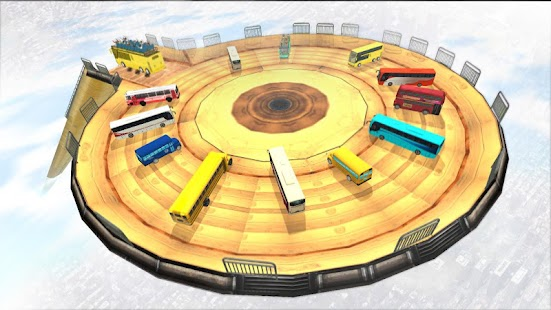Impossible Bus Mega Ramp for pc