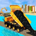 Game New Road Builder City Construction 3D APK for Kindle