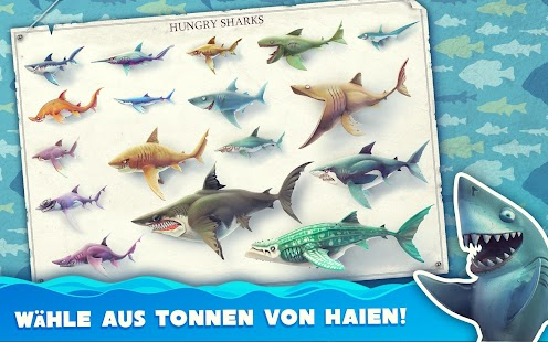 Hungry Shark World Screenshot