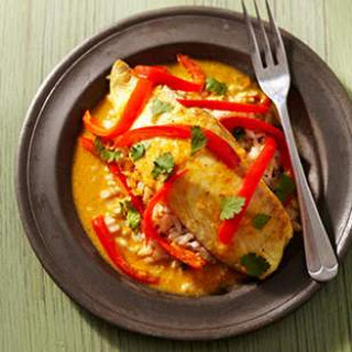 Baked Tilapia Curry Recipes