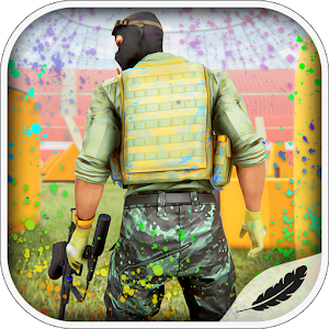 Paintball Arena Challenge: Survivor Shooter Battle For PC