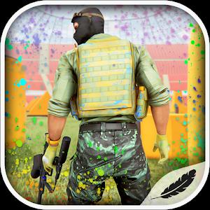 Paintball Arena Challenge: Survivor Shooter Battle For PC