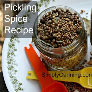 Pickling Spices Pickles Recipes