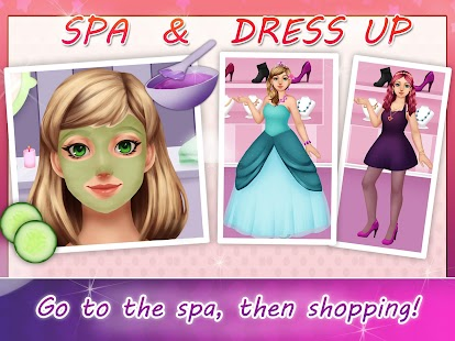 Zoey's Party Salon - Nails, Makeup, Spa & Dress Up