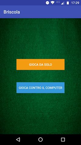 La Briscola (Beta) Screenshot
