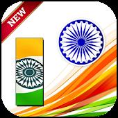Indian Flag Letter APK for Bluestacks