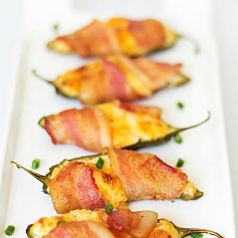 Cheesy Jalapeno Poppers