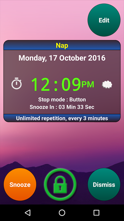 Alarm Plus Millenium Screenshot 6