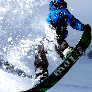 Snowboard live wallpaper for PC-Windows 7,8,10 and Mac