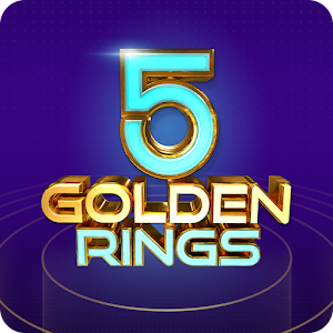 The 5 Golden Rings App you can participate in the game show 5 Golden Rings! APK Icon