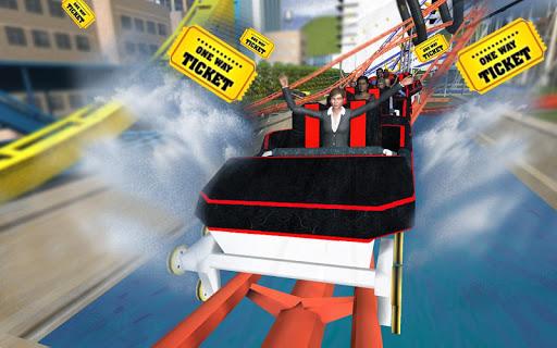 Roller Coaster Ride Simulator - screenshot