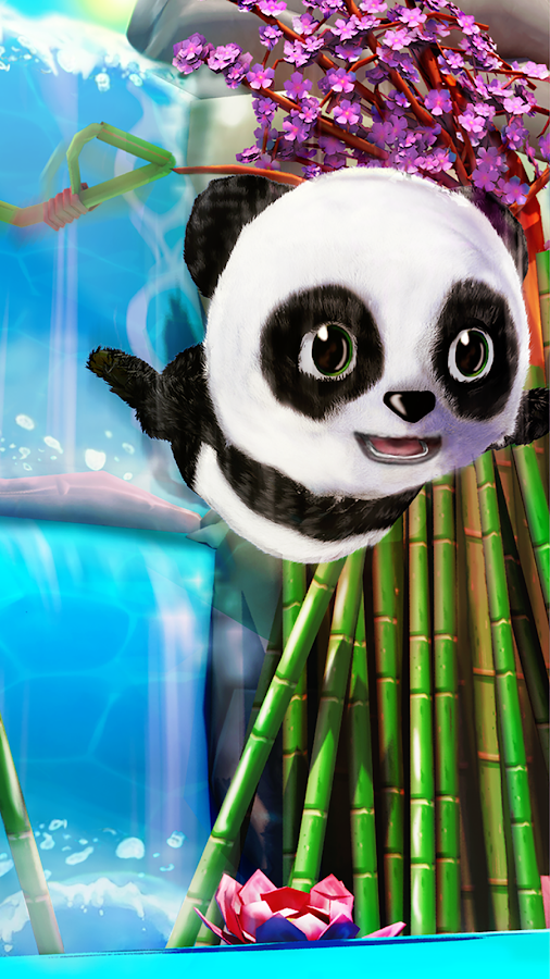 Daily Panda : virtual pet Screenshot 2