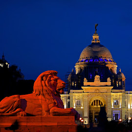 Victoria memorial, Kolkata, India by Asif Bora - Buildings & Architecture Public & Historical