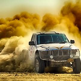 Tacomi by Abdul Rehman - Sports & Fitness Motorsports ( thrill, pakistan, adventure, dust )