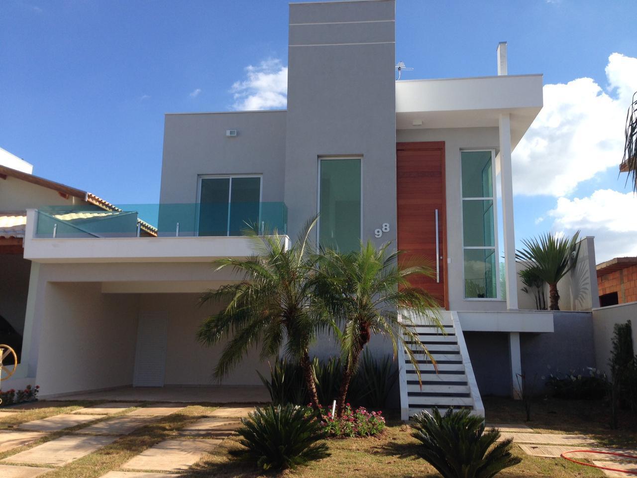 Casa com 3 dormitórios à venda, 190 m² por R$ 901.000 - Jardim Reserva Bom Vive - Indaiatuba/SP