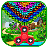 Free Download Bubble Deluxe Spinner APK for Samsung