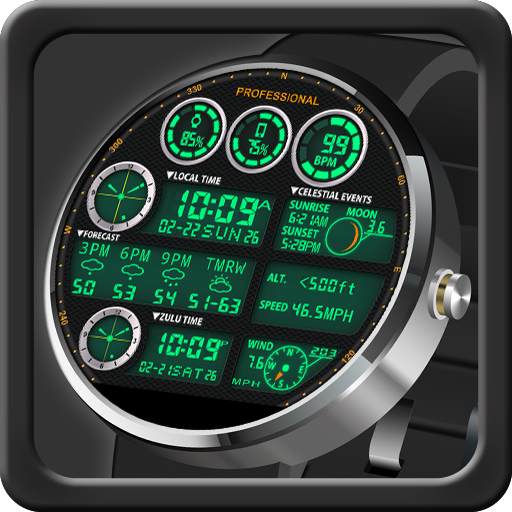 F05 WatchFace for Moto 360