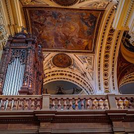 basilica del Pilar, Zaragoza by Roberto Gonzalo Romero - Buildings & Architecture Architectural Detail ( basilica, zaragoza, pilar )