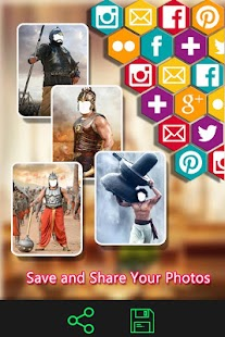 App Bahubaali Photo Suit APK for Windows Phone